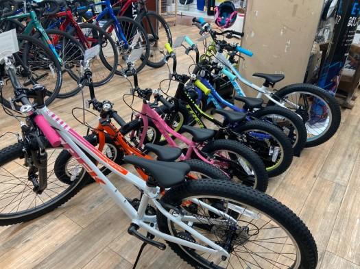 NEOSの自転車在庫状況(子供車)